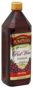 Pompeian Vinegar Gourmet, Red Wine