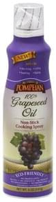 Pompeian Cooking Spray Non-Stick, 100% Grapeseed Oil