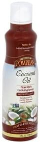 Pompeian Cooking Spray Coconut Oil, Non-Stick