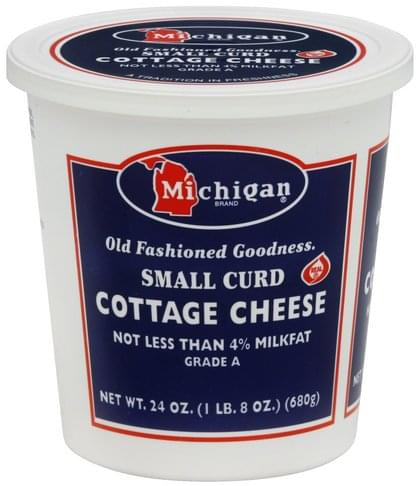 Marvelous Michigan Small Curd Cottage Cheese 24 Oz Nutrition Download Free Architecture Designs Aeocymadebymaigaardcom