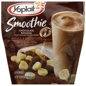 Yoplait Smoothie Chocolate Banana