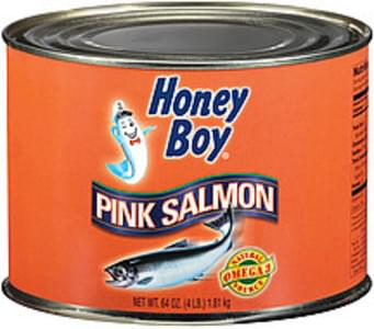 Honey Boy Salmon Pink