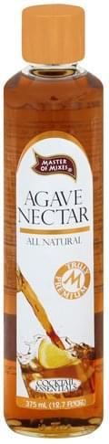 Master of Mixes Agave Nectar - 12.7 oz