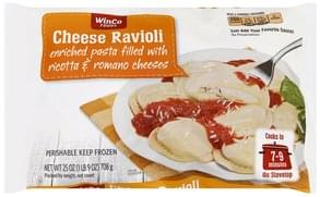 Winco Foods Ravioli Cheese