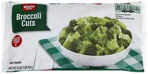 Winco Foods Broccoli Cuts