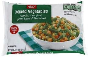 Winco Foods Mixed Vegetables