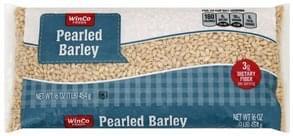 Winco Foods Barley Pearled