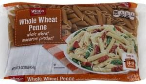 Winco Foods Penne Whole Wheat