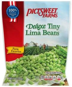 Pictsweet Tiny Lima Beans Deluxe