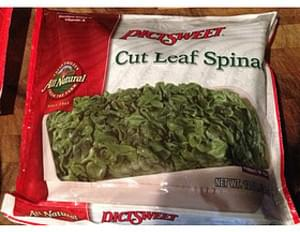 Pictsweet Cut Leaf Spinach