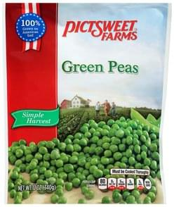 Pictsweet Green Peas