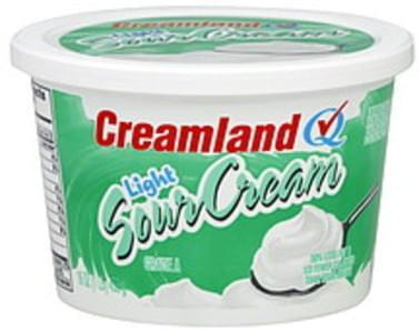 Creamland Sour Cream Light
