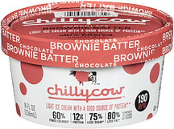 Chilly Cow Chocolate Brownie Batter Chillycow Chocolate Brownie Batter Ice Cream - 0