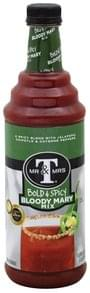 Mr & Mrs T Bloody Mary Mix Bold & Spicy