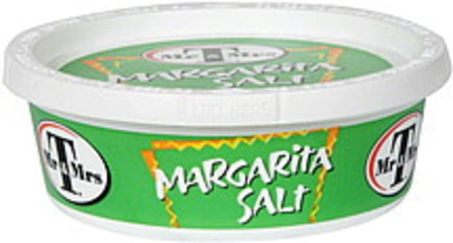 Mr & Mrs T Margarita Salt - 8 oz