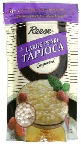 Reese Large Pearl Tapioca - 7 oz