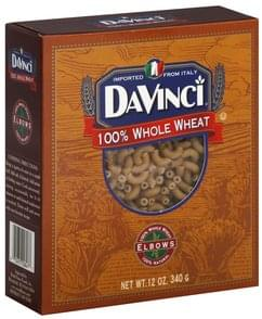 DaVi Elbows 100% Whole Wheat