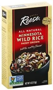 Reese Wild Rice Minnesota
