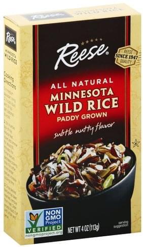 Reese Minnesota Wild Rice - 4 oz