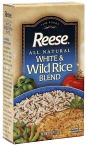 Reese White & Wild Rice Blend