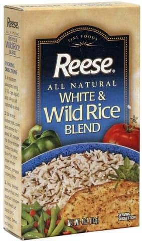 Reese White & Wild Rice Blend - 4 oz