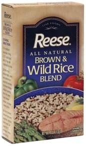 Reese Brown & Wild Rice Blend