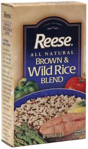 Reese Brown & Wild Rice Blend - 4 oz