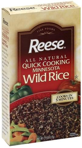 Reese Quick Cooking Minnesota Wild Rice - 2.75 oz