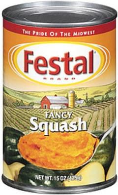 Festal Squash Fancy