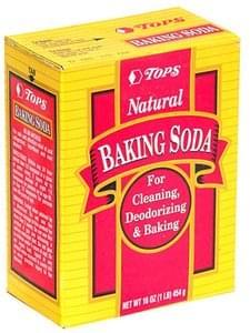 Tops Natural Baking Soda