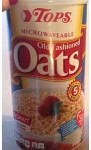 Tops Old Fashioned Oats