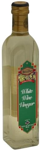 Bellino White Wine Vinegar - 16.9 oz