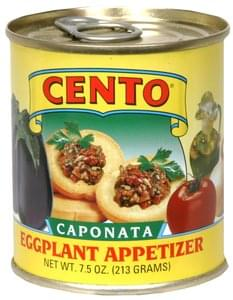 Cento Eggplant Appetizer
