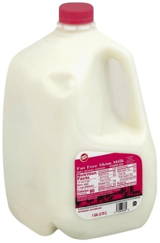 Dairy Fresh Fat Free Skim Milk - 1 gl