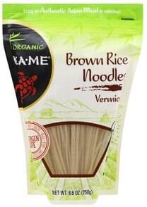 Ka Me Brown Rice Noodles Organic, Vermicelli