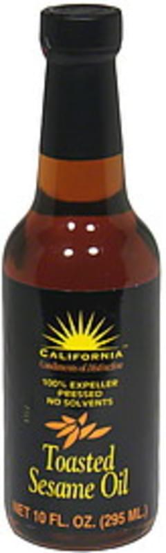 California Classic Oil Toasted Sesame