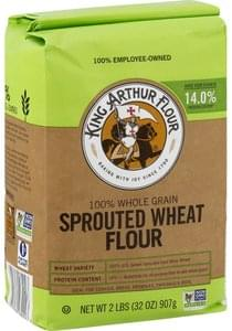 King Arthur Flour Wheat Flour Sprouted
