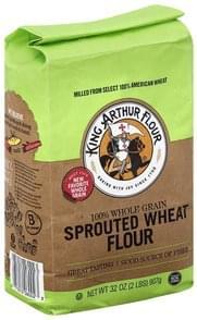 King Arthur Flour Flour Sprouted Wheat