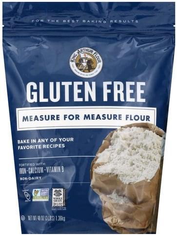King Arthur Flour Gluten Free, Measure