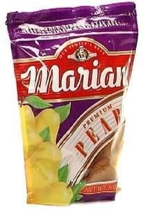 Mariani Pears Dried Premium Pears