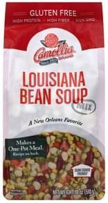 Camellia Soup Mix Louisiana Bean