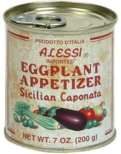 Alessi Eggplant Appetizer Sicilian Caponata