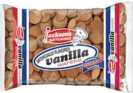 Jackson's Old Fashioned Cookies Vanilla Wafers