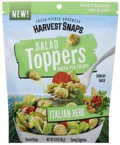 Safeway Sliced Almond, Honey Roasted Salad Toppers - 3 5 oz