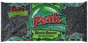 Peak Black Beans