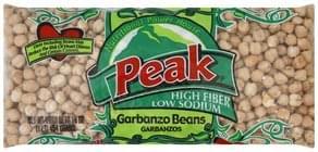Peak Garbanzo Beans