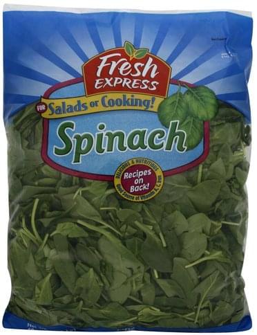Fresh Express Spinach - 40 oz