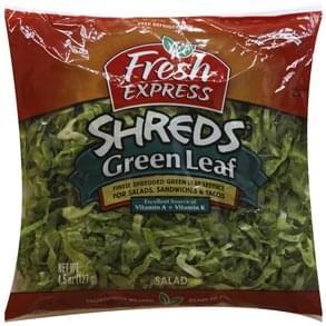 Fresh Express Salad Green Leaf