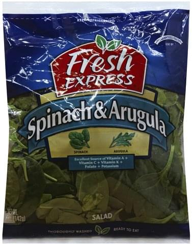 Fresh Express Spinach & Arugula Salad - 5 oz