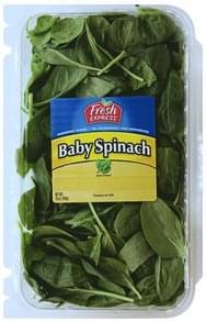 Fresh Express Salad Baby Spinach
